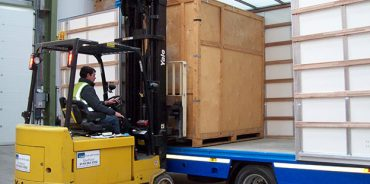 Shires Removals - containerised storage 4