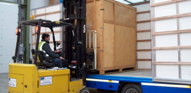 Shires Removals - international abroad moving service - 1