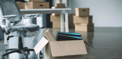 Shires Removals - packing business moves - 1 r
