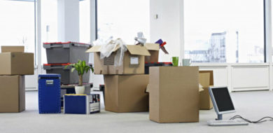Shires Removals - small office moves - 1 r